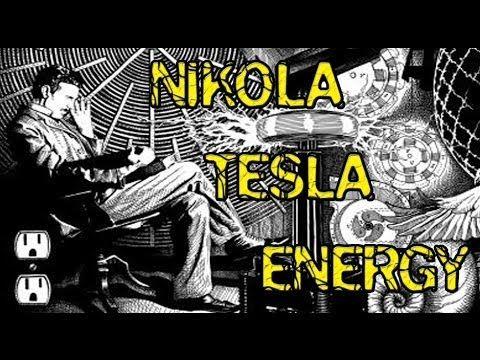how to create free energy tesla