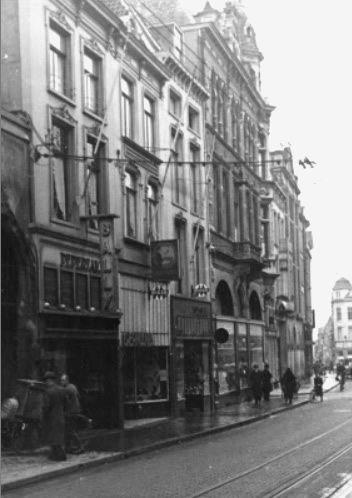 1935 Korte burchtstraat.
