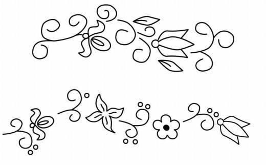 patrones de bordado GRATIS - Buscar con Google
