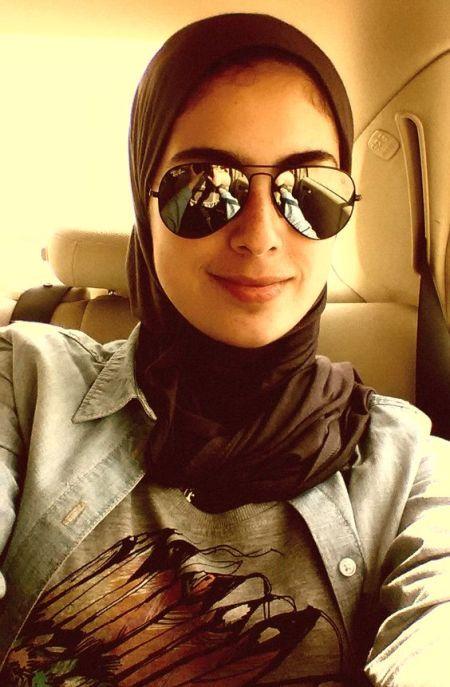 rayban sunglasses with hijab