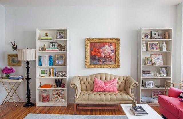 Диваны : Французский диван - король гостиной (30 фото)