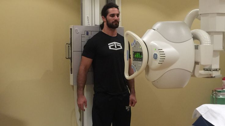 Seth Rollins receives X-rays before Raw: Sept. 26, 2016 - http://newsaxxess.com/seth-rollins-receives-x-rays-before-raw-sept-26-2016/
