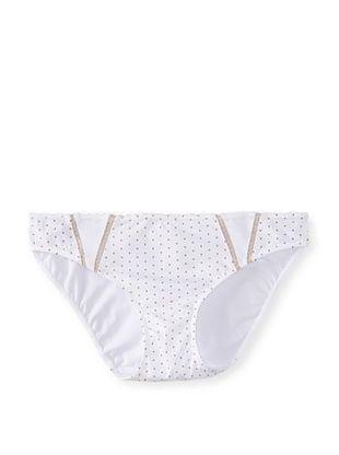 60% OFF Daniel Hechter Women's Orphee Collection Bikini (White)