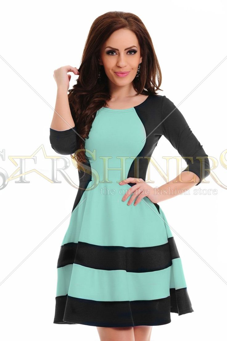 StarShinerS Magnified Mint Dress