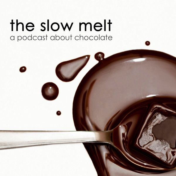 Check out this cool episode: https://itunes.apple.com/au/podcast/the-slow-melt-a-podcast-about-chocolate/id1193800608?mt=2&i=1000380469773