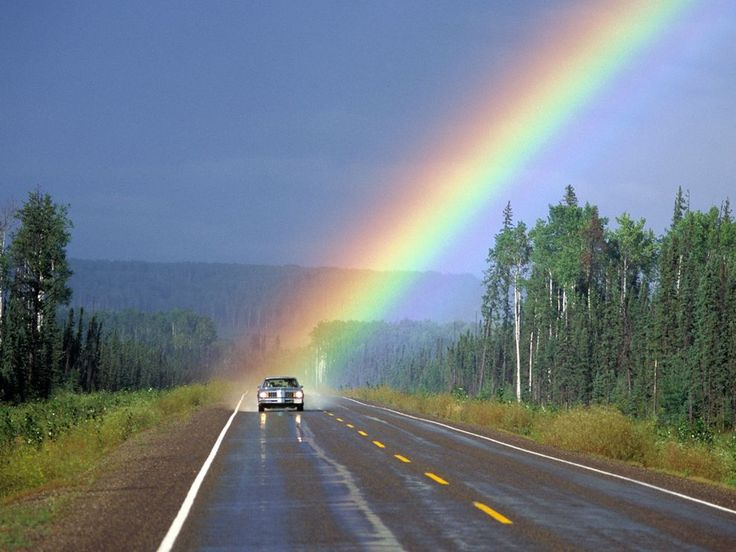Ten best rainbows pictures found on National Geographic.