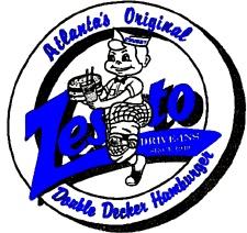 Zesto - Little 5 Points/Atlanta, GA - Hands down best onion rings AND ice cream!