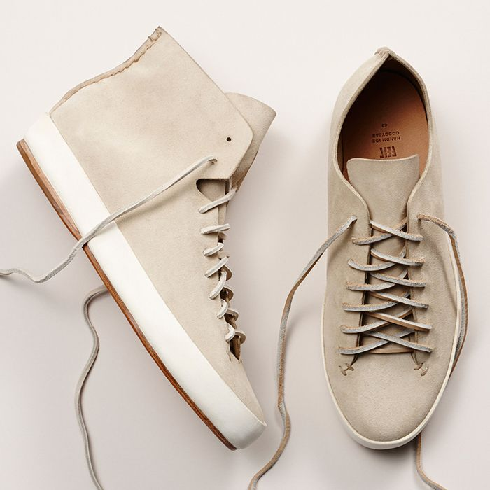 Feit releases the Hand Sewn High – a line of handmade and sustainable shoes.