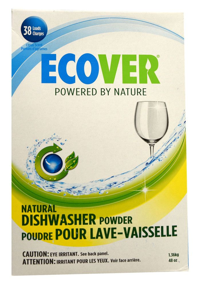 Ecover Automatic Ecological Dishwasher Powder 48 Oz