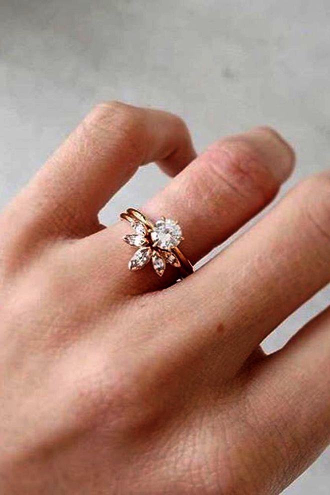 Vintage Engagement Rings S Austin