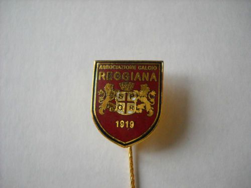 q3 AC REGGIANA calcio football soccer spilla pins broche badge italia italy