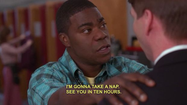 """This is actually very true...The proper length of a nap: 