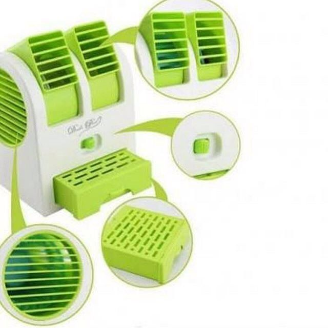 Super Best Seller Stuff ! MINI FAN AIR CONDITIONER  Rp 110.000  Features:100%…