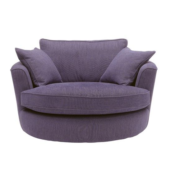 Waltzer Loveseat small sofa from Heal's | It's so CUTE!