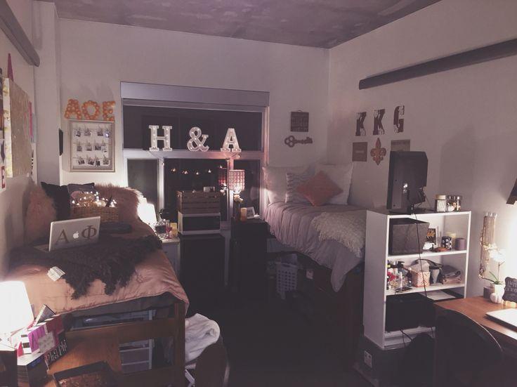 University of Arizona dorm room