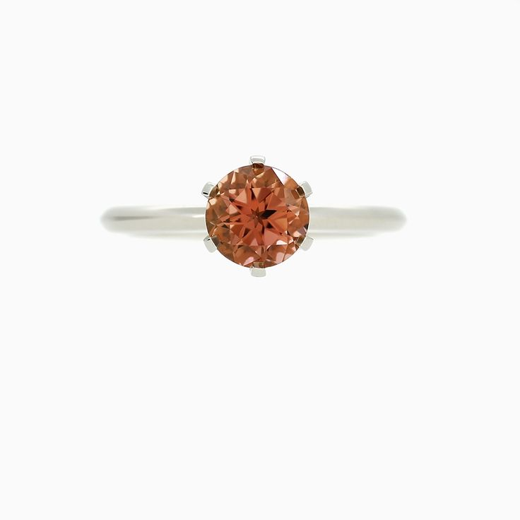 15% SALE size 5.25, Solitaire Ring