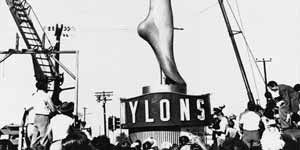 Image result for nylon invented