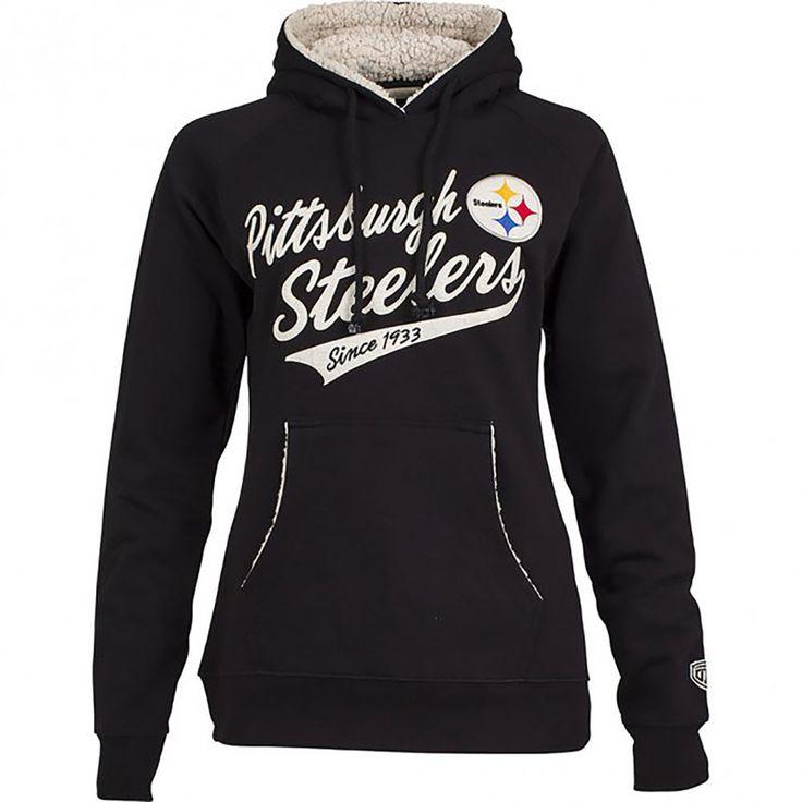 NFL Pittsburgh Steelers Women's Flair Hoodie