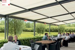 Shelter for your patio