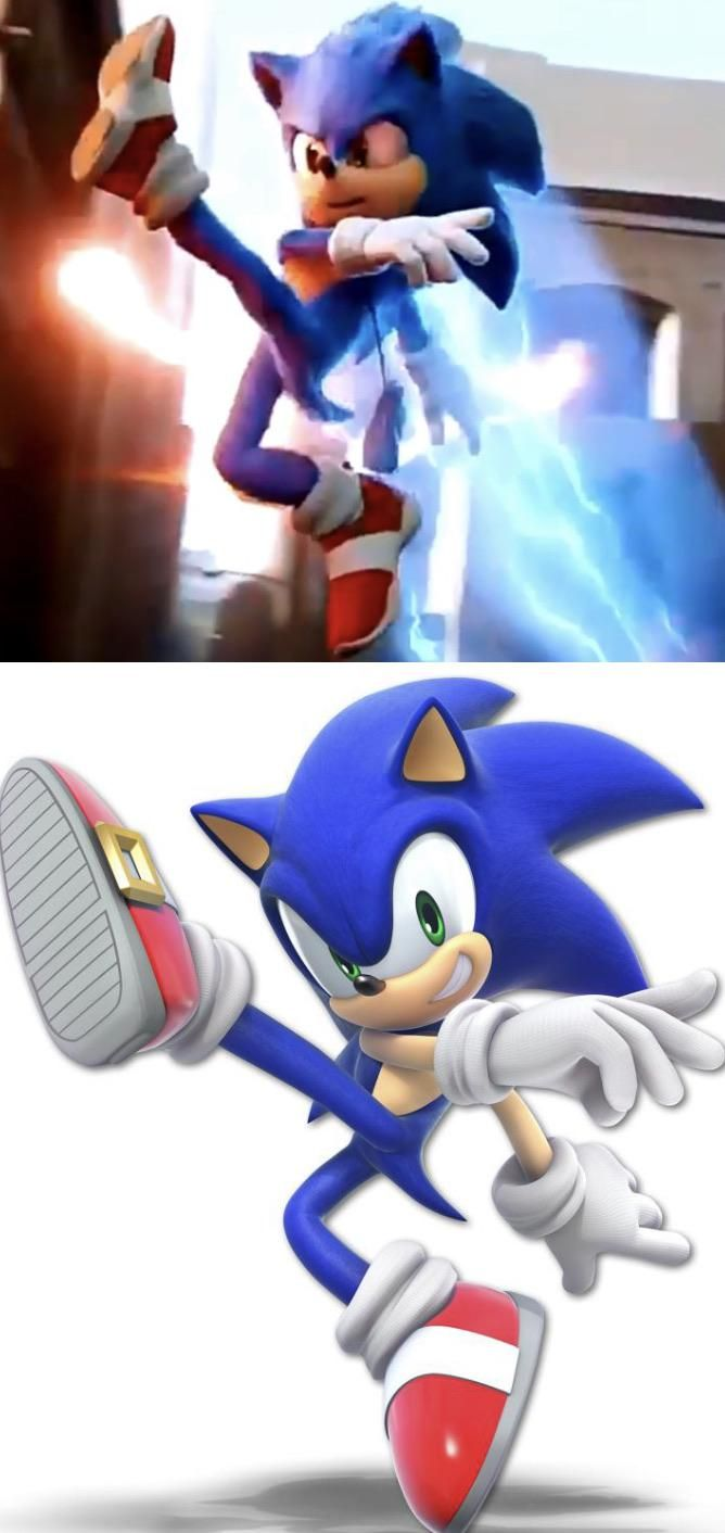In The Newest Tv Spot For Sonic The Hedgehog 2020 Sonic Strikes A Pose Based On His Appearance In Sup In 2020 Super Smash Bros Characters Super Smash Bros Smash Bros