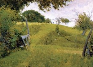 Top of the Hill - Frank Vincent DuMond - The Athenaeum