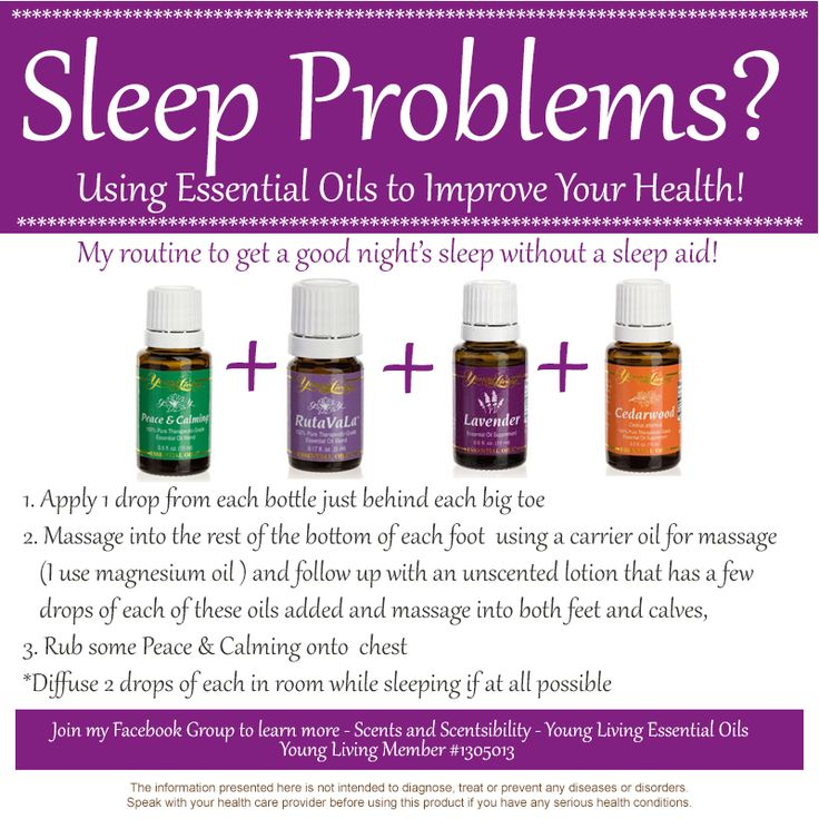 Best Natural Remedies For Sleep Problems