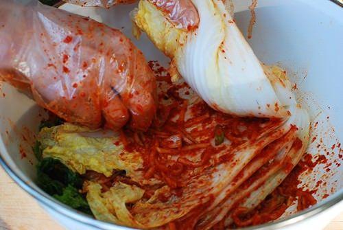 Traditional Kimchi Recipe - Korean Bapsang