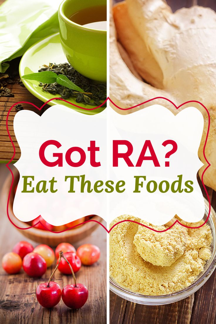 Relief from your RA symptoms may be no further than your kitchen! Learn how these common foods can help you get your life back!