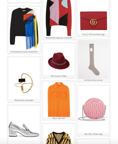 Our Amber Trilby has been featured by international fashion blogger Disneyrollergirlin her 'New In For Spring' edit. We are massive fans of this fashion blog