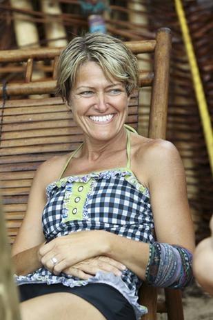 Dawn Meehan - Survivor: Caramoan 2013 from South Jordan, Utah - BYU Professor and Primary teacher