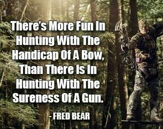 Always <3 There is no form of hunting that better connects one with nature except spear hunting..lol