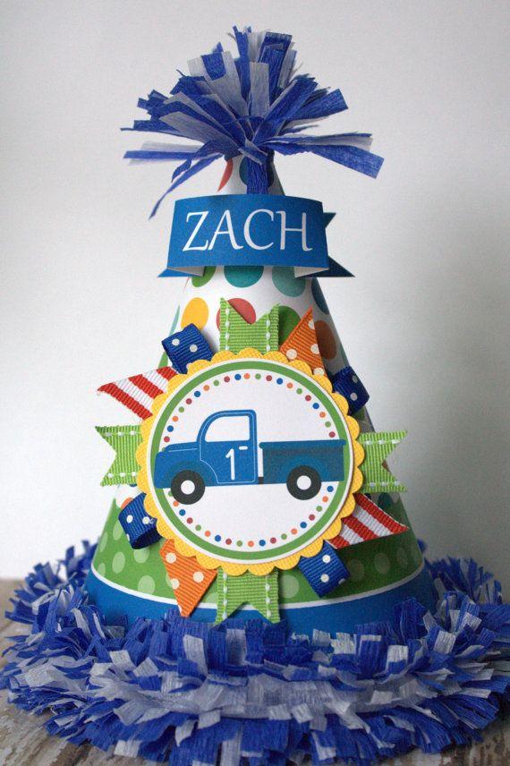 Little Blue Truck Party Hat Little Blue Truck by thelovelyapple