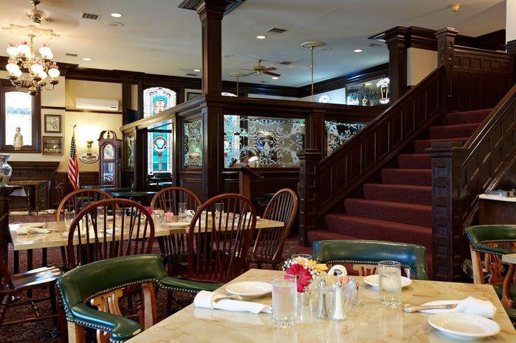 Irish Restaurant - 52 Stafford Hotel