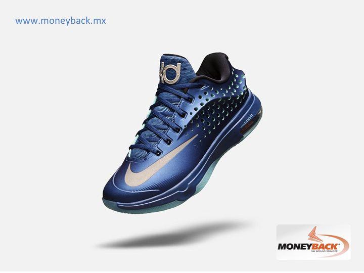 De tonalidad celeste, este mayo saldrá a la venta el nuevo modelo Nike KD 7