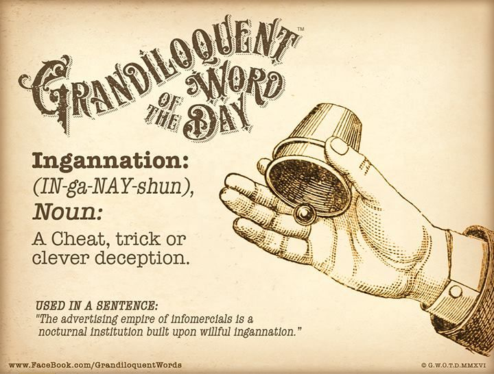 (108) Grandiloquent Word of the Day