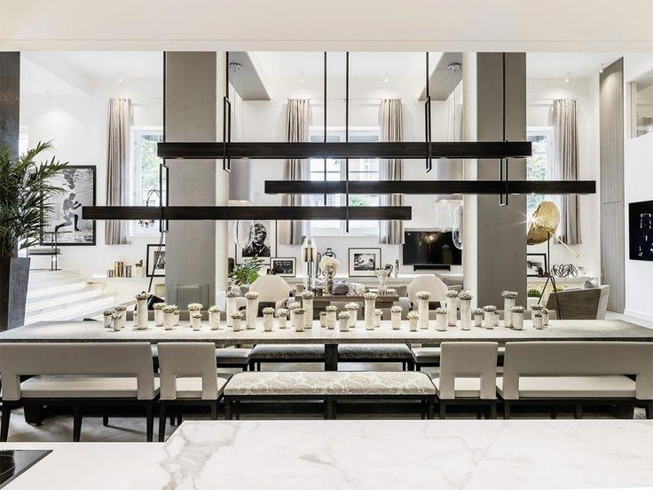 Kelly Hoppen stunning home London