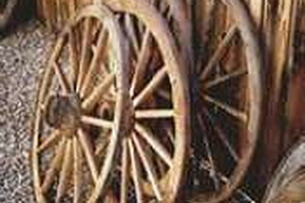 How to Build a Wagon Wheel Light