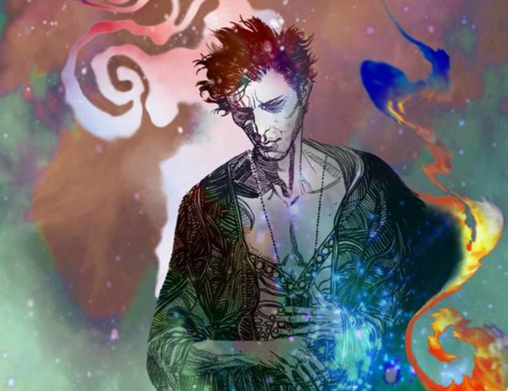 Joseph Gordon-Levitt is working with Neil Gaiman on 'The Sandman' movie, THIS just made my heart explode.