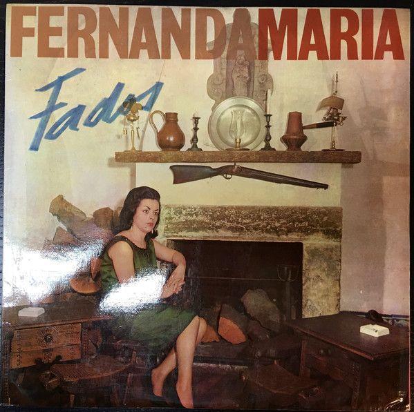 Fernanda Maria - Fados (Vinyl, LP) at Discogs