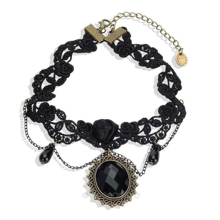 черное ожерелье - Google претрага