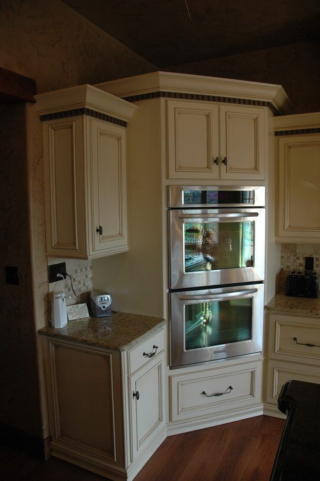 Image Result For Corner Built In Ovens Wallovensidealayout