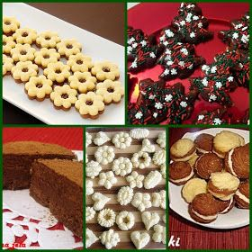 Mamina jela: Božićni i Novogodišnji kolači - 2