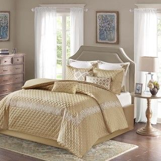 Bombay Emerson Gold Comforter Set