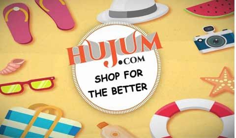 Online shopping is going to be more fun with Hujum.com
