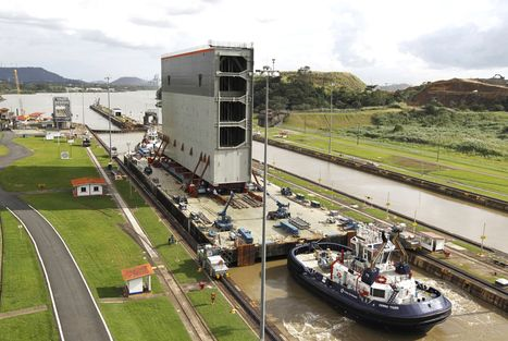 Expanding the Panama Canal | Geography Education | Scoop.it