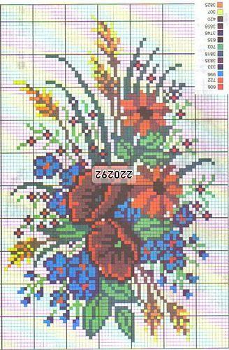 Gallery.ru / Фото #43 - польові квіти - LLLiudochka