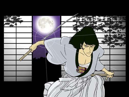 Ishikawa Goemon (Lupin III)