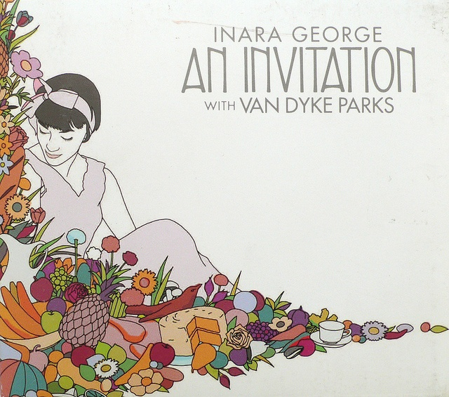 """""""an invitation"""" album cover / mike king."""