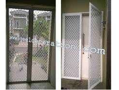 pintu dan jendela kawat nyamuk teralis kasa aluminium frame magnet  Slide1 (21)