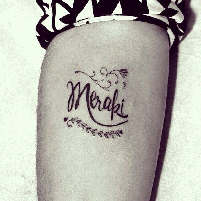 meraki tattoo - Pesquisa Google